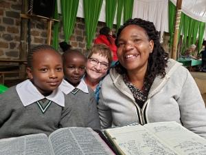 Prayer Ministry, Kenya 2019
